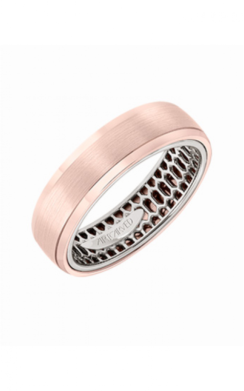 ArtCarved Engraved Wedding band 11-WV26RW6-G product image