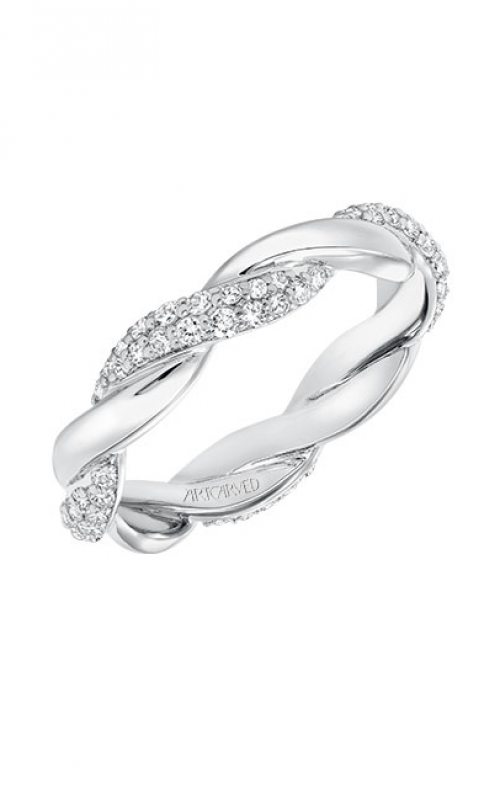 ArtCarved Contemporary Wedding band 33-V13C4W65-L product image