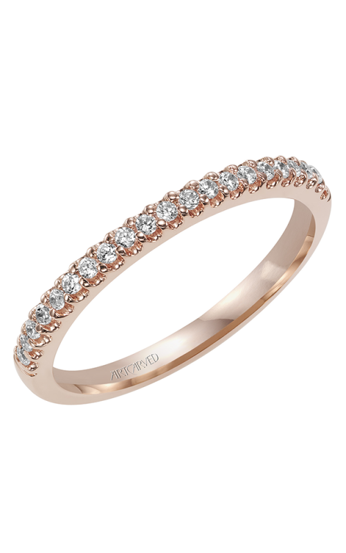 ArtCarved Contemporary Wedding band 31-V337R-L product image