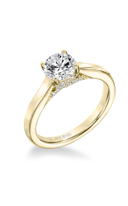 Artcarved INA Engagement Ring 31-V672ERY-E product image