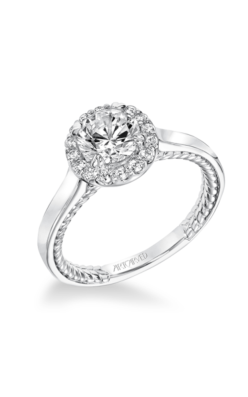 ArtCarved Engagement ring Contemporary 31-V673ERW-E product image