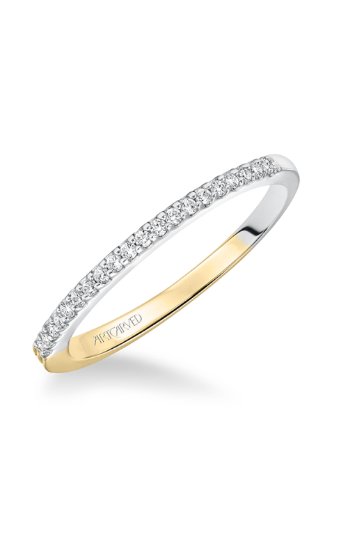 ArtCarved Contemporary Wedding band 31-V581A-L product image