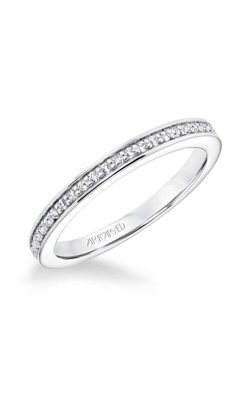 ArtCarved Classic Wedding band 31-V642W-L product image