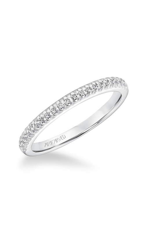 ArtCarved Classic Wedding band 31-V643W-L product image