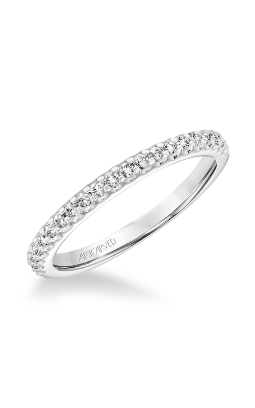 ArtCarved Classic Wedding band 31-V645W-L product image