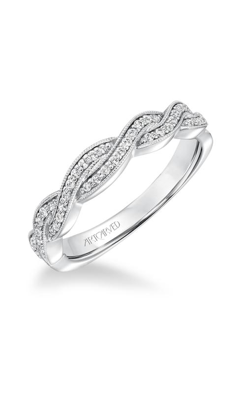 ArtCarved Contemporary Wedding band 31-V651W-L product image