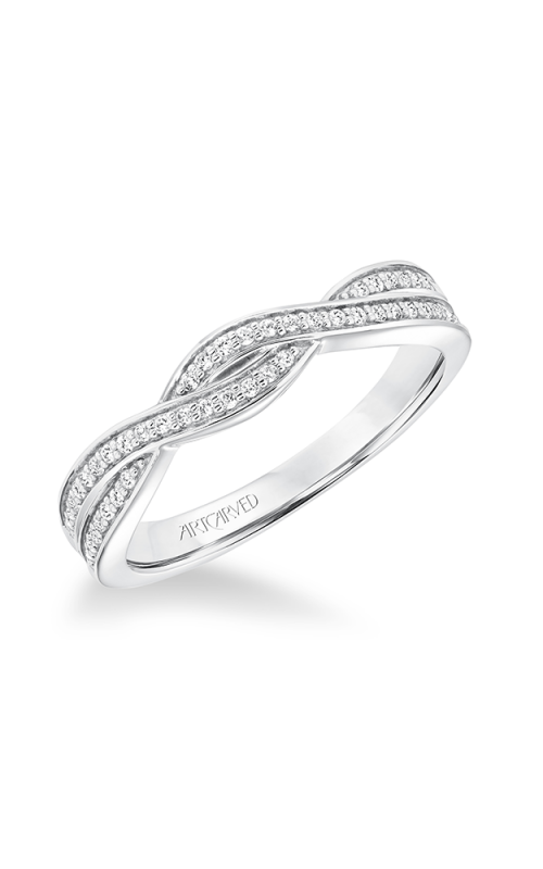 ArtCarved LONDON Wedding Band 31-V656W-L product image