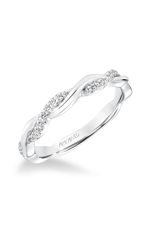 ArtCarved Contemporary Wedding band 31-V659W-L product image