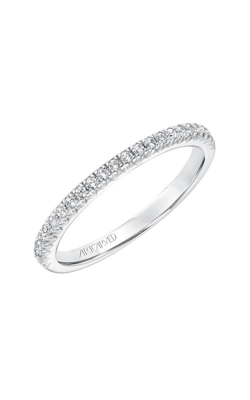 ArtCarved Classic Wedding band 31-V668W-L product image
