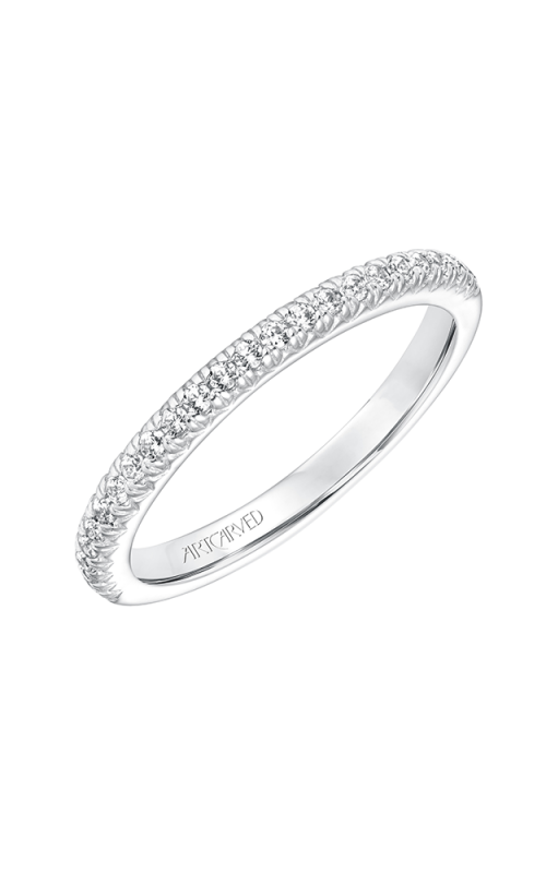 ArtCarved Classic Wedding band 31-V669W-L product image