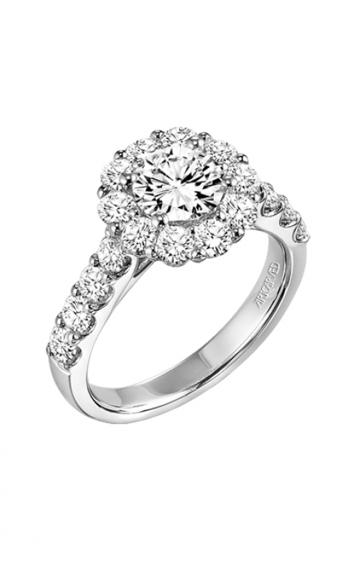 ArtCarved Classic Engagement ring 31-V332ERW-E product image