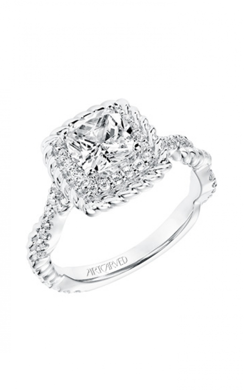 ArtCarved Engagement ring Contemporary 31-V700EUW-E product image