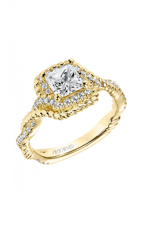 Artcarved Briana Engagement Ring 31-V703ECY-E product image