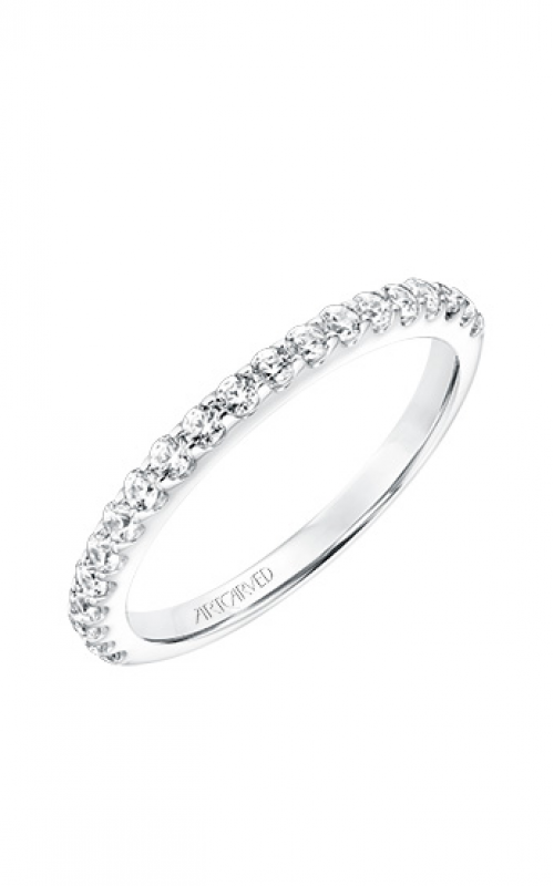 Artcarved  Frances  Ladies Wedding Band  31-V734W-L product image