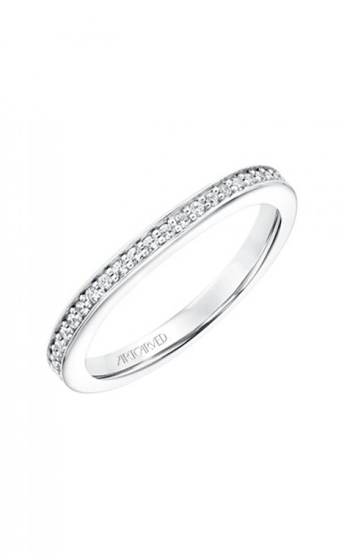 ArtCarved Classic Wedding band 31-V740W-L product image