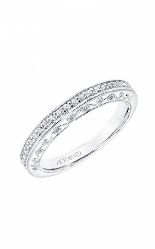 Artcarved Ramona Ladies Wedding Band 31-V722W-L product image