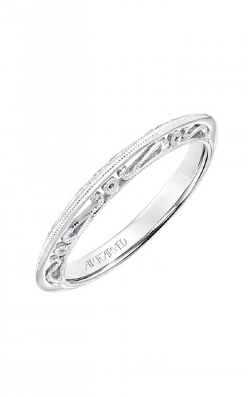ArtCarved Vintage Wedding band 31-V726W-L product image