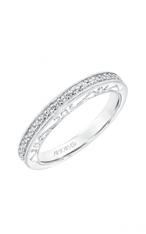 ArtCarved Vintage Wedding band 31-V728W-L product image