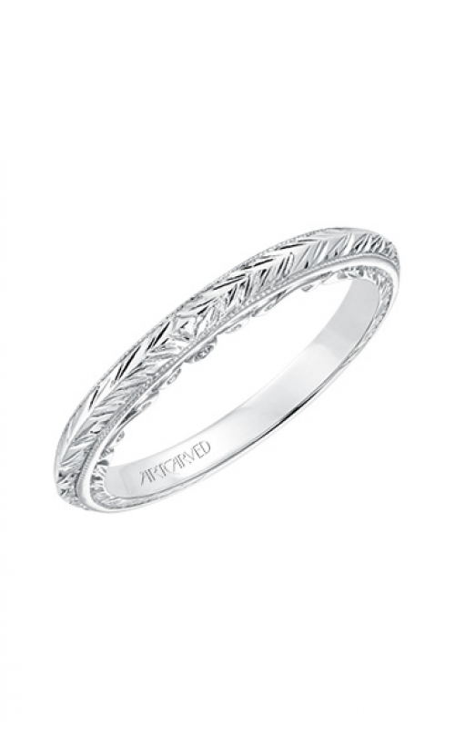 ArtCarved Wedding band Vintage 31-V690W-L product image