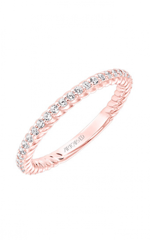 ArtCarved Contemporary Wedding band 33-V9188R-L product image