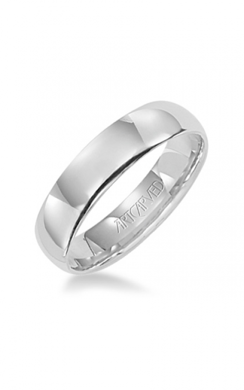 ArtCarved Classic Wedding band 11-WLDIR5PD-G product image