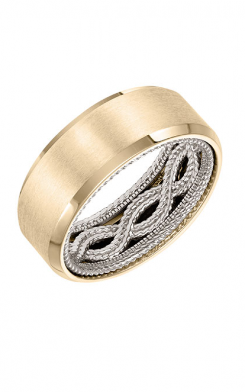 ArtCarved Contemporary Wedding band 11-WV04U85-G product image