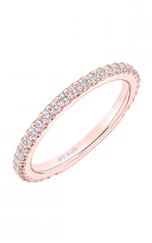 ArtCarved Classic Wedding band 31-V743RR-L product image