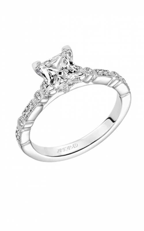 ArtCarved Engagement ring Classic 31-V641ECW-E product image