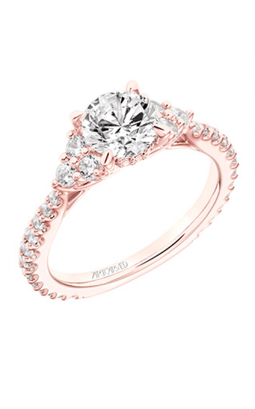 ArtCarved Classic Engagement ring 31-V743ERRR-E product image