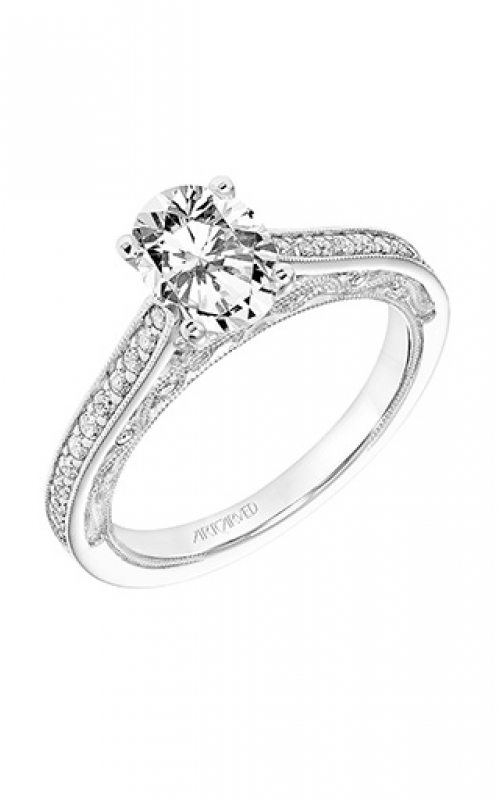 ArtCarved Engagement ring Vintage 31-V762GVW-E product image
