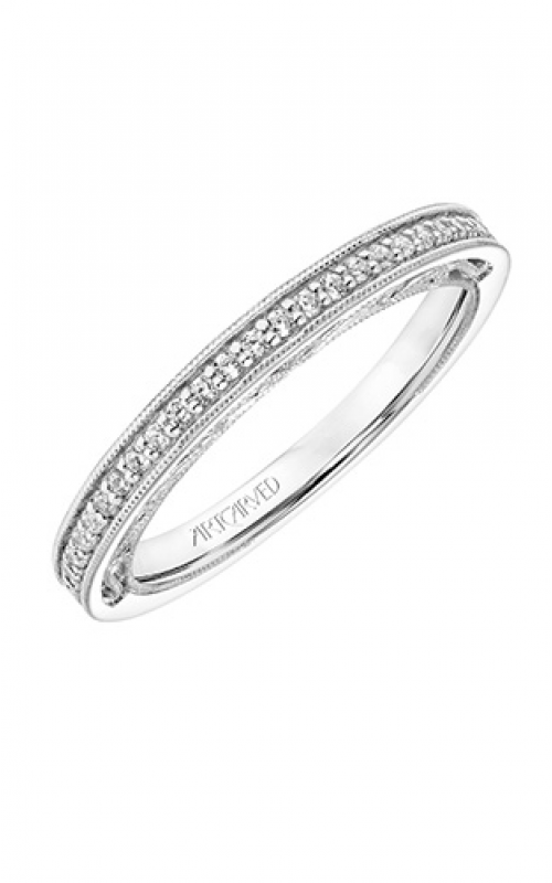 ArtCarved Vintage Wedding band 31-V760W-L product image