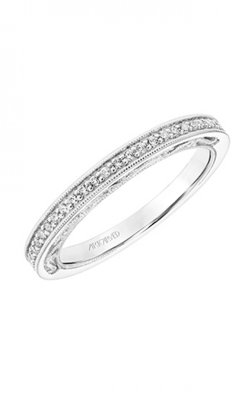 ArtCarved Vintage Wedding band 31-V762W-L product image
