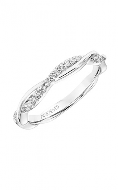 ArtCarved Contemporary Wedding band 31-V770W-L product image