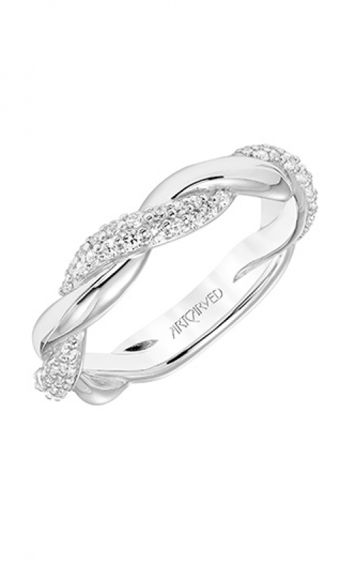 ArtCarved Vintage Wedding band 33-V9192W-L product image