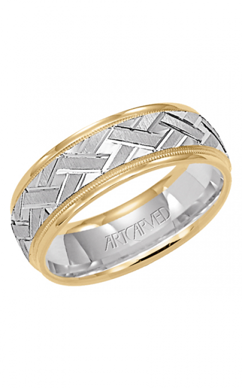 ArtCarved Wedding band Vintage 11-WV5572-G product image