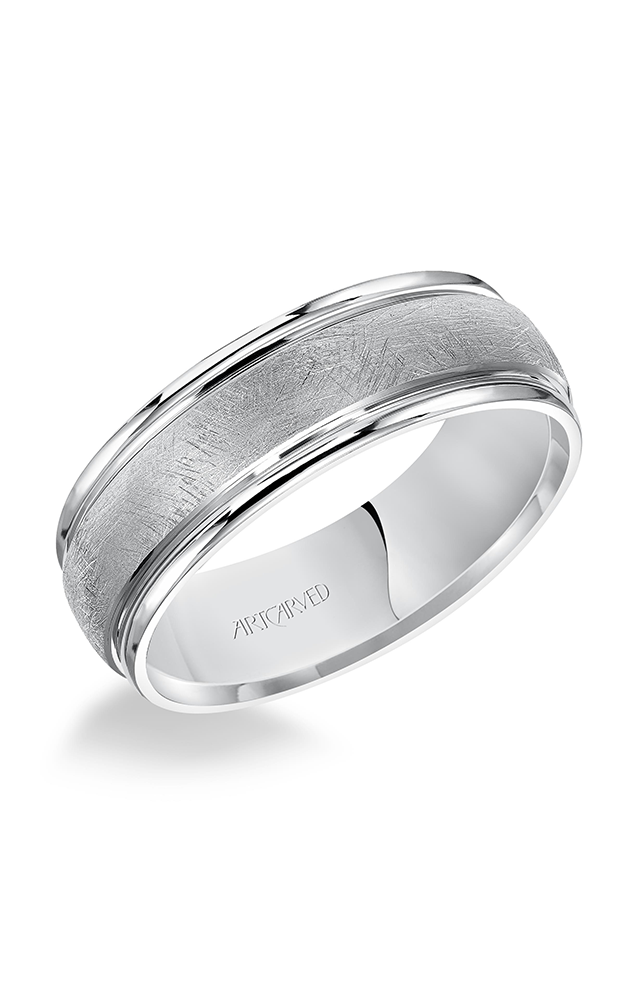 Artcarved Men's Classic Wedding Band 11-WV7470W-G product image