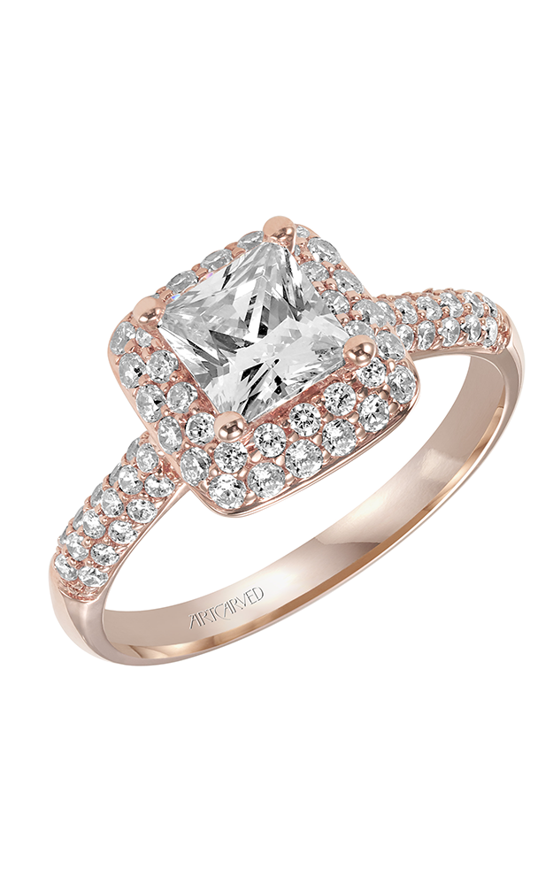 ArtCarved Classic Engagement ring 31-V378ECR-E product image