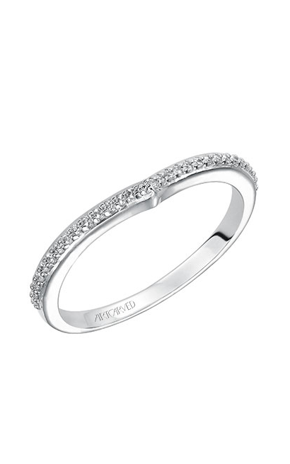 Artcarved ELIZABETH Ladies Wedding Band 31-V210W-L product image