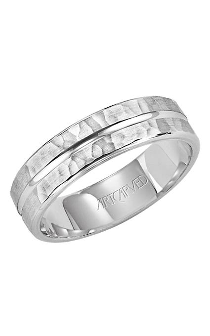 Artcarved ENTRUST Men's Wedding Band 11-WV7365W-G product image
