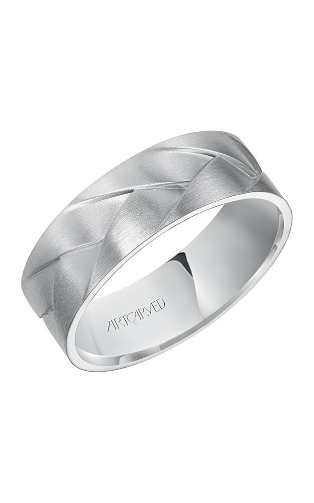 Artcarved WADE 7MM ENGRAVED BAND 11-WV7458W7-G product image