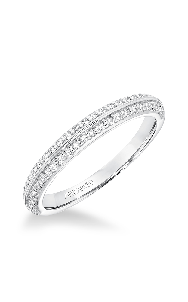ArtCarved ELOISE Wedding Band 31-V661W-L product image