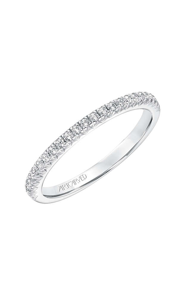 ArtCarved LEIGHTON Wedding Band 31-V668W-L product image