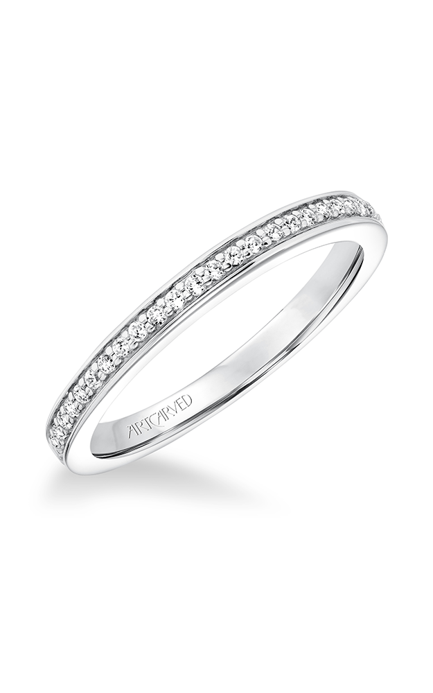 ArtCarved MARCI Wedding Band 31-V670W-L product image
