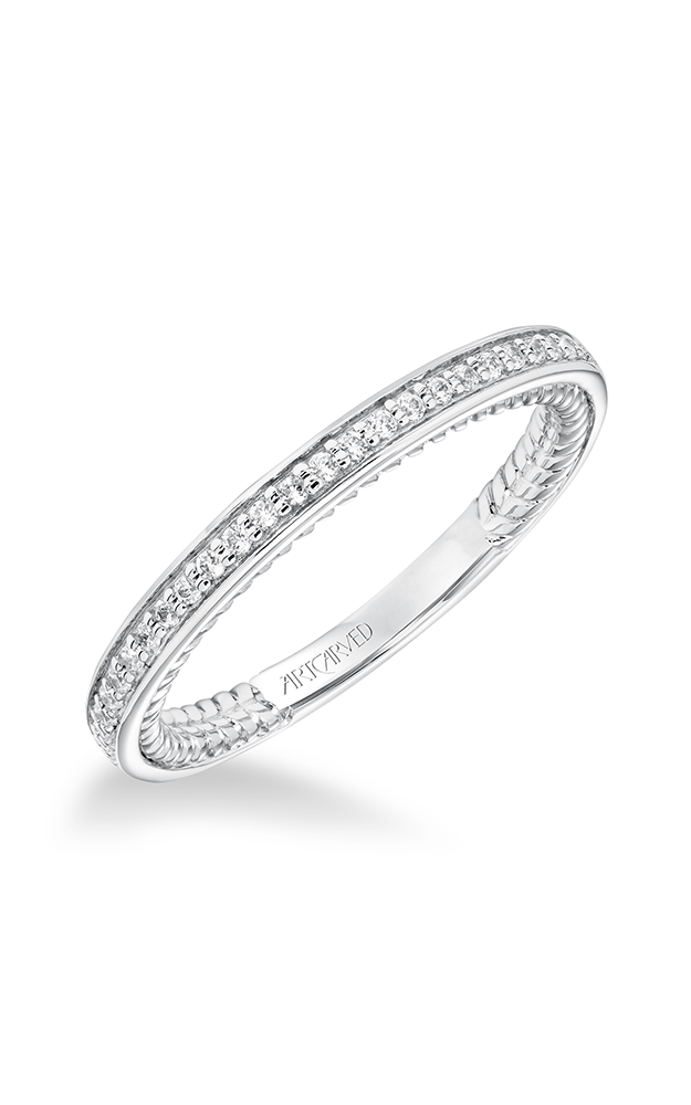 ArtCarved WINNIE Wedding Band 31-V673W-L product image