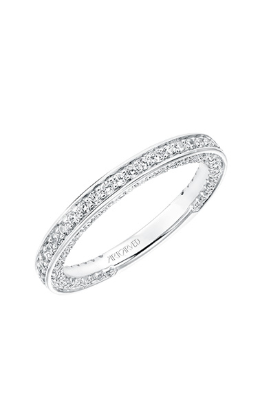 Artcarved  Leilani  Ladies Wedding Band  31-V710W-L product image