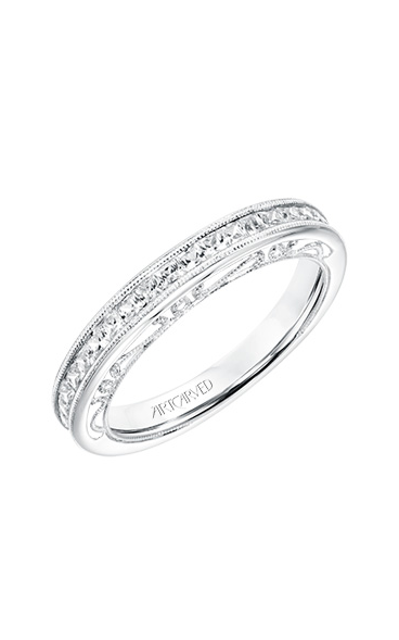 Artcarved  Corene Ladies Wedding Band  31-V719W-L product image