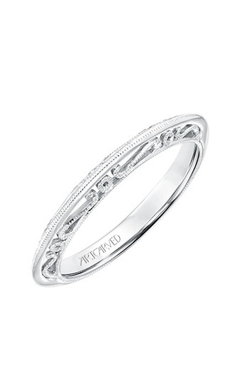 Artcarved  Isador  Ladies Wedding Band  31-V729W-L product image