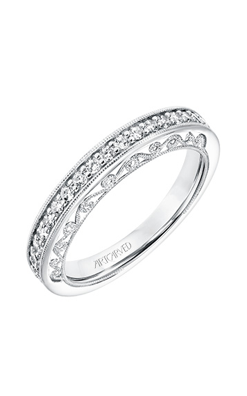 Artcarved  Eris  Ladies Wedding Band  31-V731W-L product image