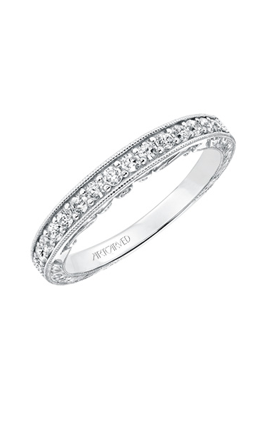 Artcarved  Mariah Ladies Wedding Band  31-V693W-L product image