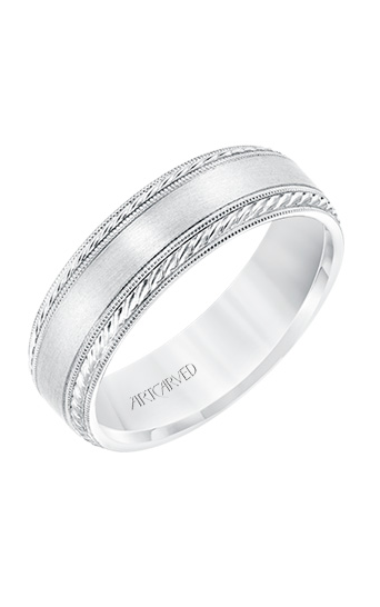 Artcarved Men's Engraved Wedding Band 11-WV8672W65-G product image